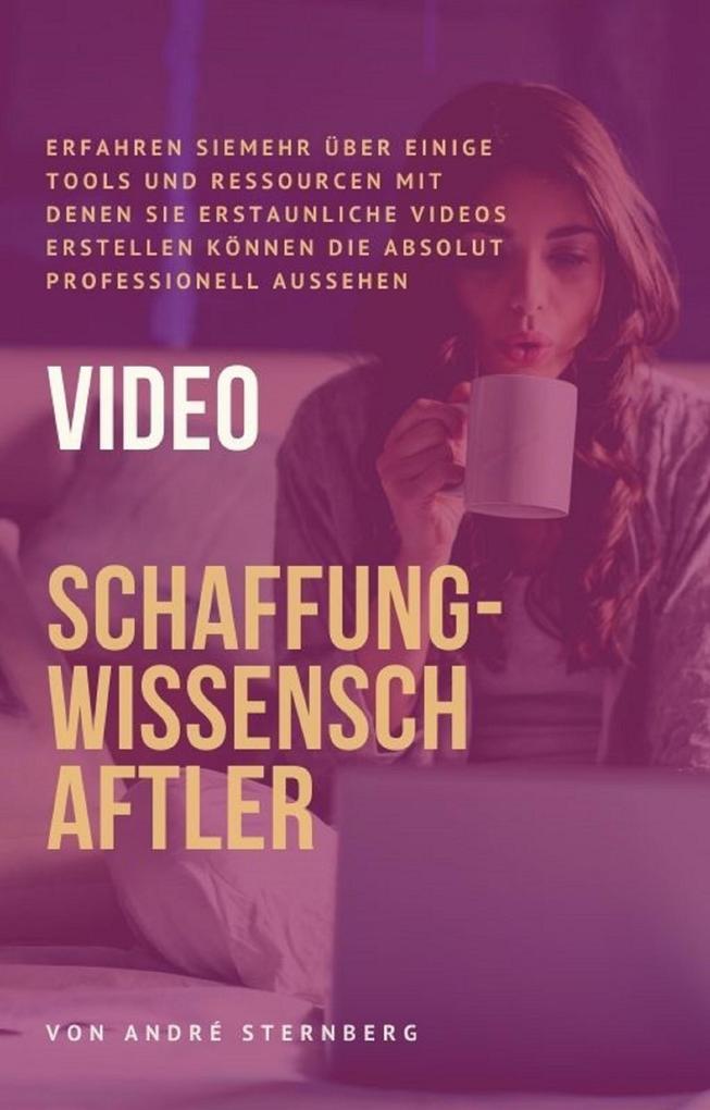 Video-Schaffung-Wissenschaftler als eBook epub