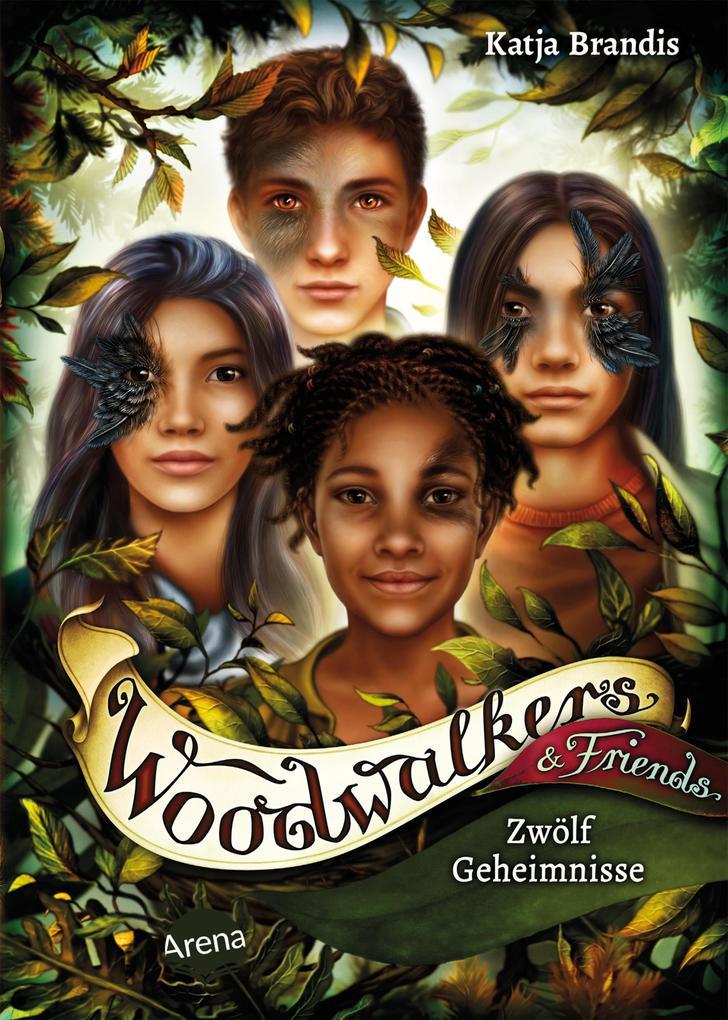 Woodwalkers & Friends (2). Zwölf Geheimnisse als eBook epub
