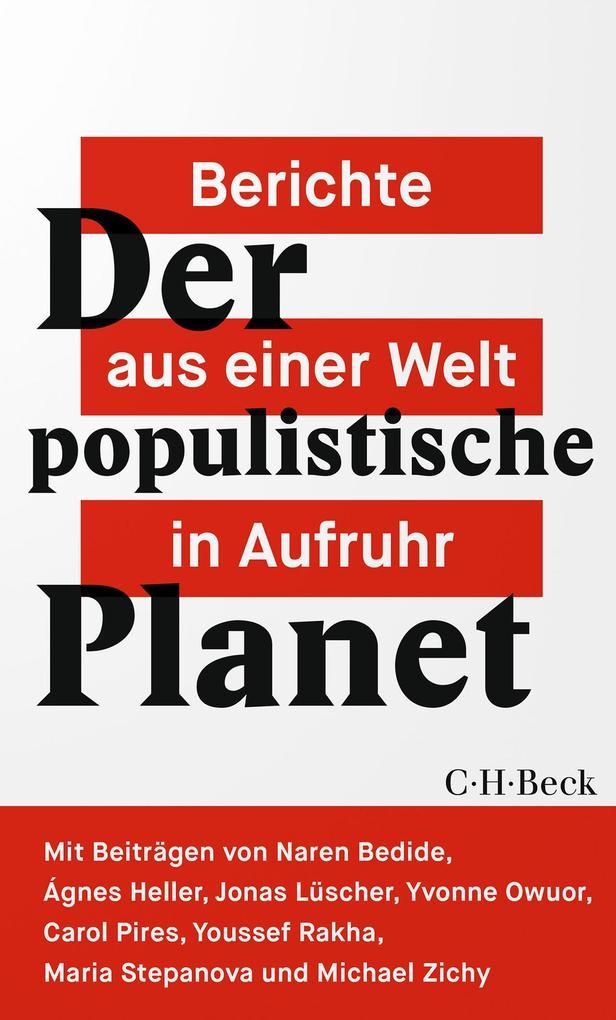 Der populistische Planet als eBook epub