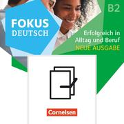 Fokus Deutsch Grammatik aktiv B2/C1- Erfolgreich in Alltag und Beruf - Kurs- und Übungsbuch und Übungsgrammatik als Paket