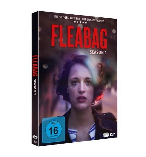 Fleabag - Die komplette Staffel 1 als DVD