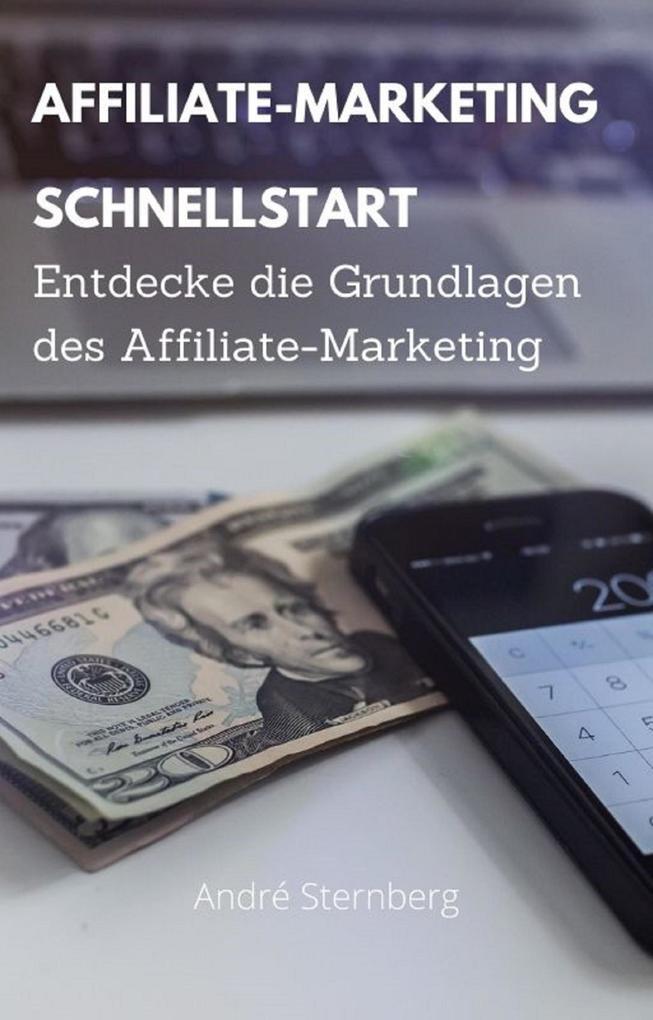 Affiliate Marketing Schnellstart als eBook epub