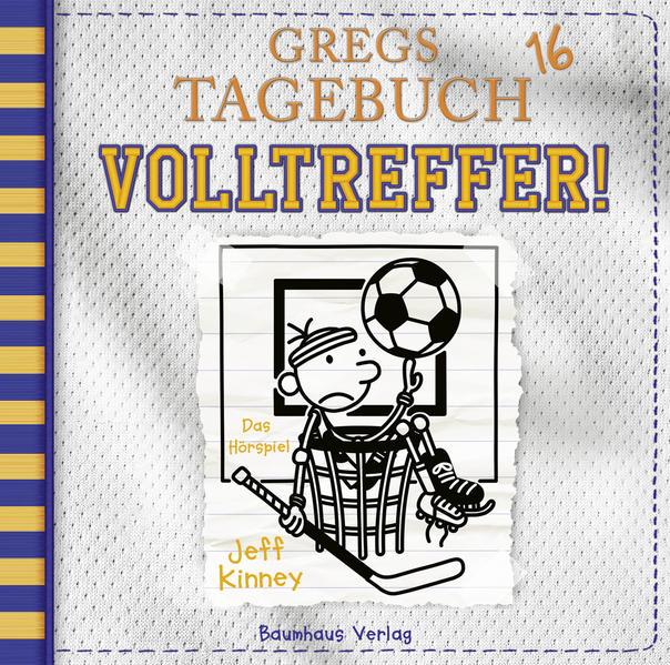 Gregs Tagebuch 16 - Volltreffer! als Hörbuch CD