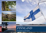 FINNLAND Traumhafte Landschaften (Wandkalender 2022 DIN A4 quer)