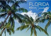 FLORIDA Malerischer Sonnenscheinstaat (Wandkalender 2022 DIN A2 quer)