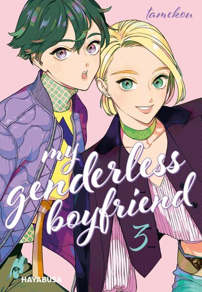 My Genderless Boyfriend 3 als Taschenbuch