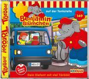 Benjamin Blümchen 149: ...auf der Tankstelle