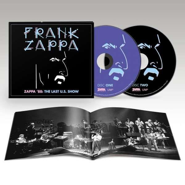 Zappa '88: The Last U.S. Show (Ltd. 2CD) als CD