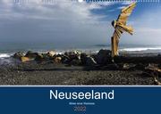 Neuseeland 2022 - Bilder einer Radreise (Wandkalender 2022 DIN A2 quer)