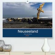 Neuseeland 2022 - Bilder einer Radreise (Premium, hochwertiger DIN A2 Wandkalender 2022, Kunstdruck in Hochglanz)