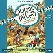 School of Talents 3: Dritte Stunde: Monster in Sicht!