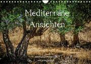 Mediterrane Ansichten 2022 (Wandkalender 2022 DIN A4 quer)