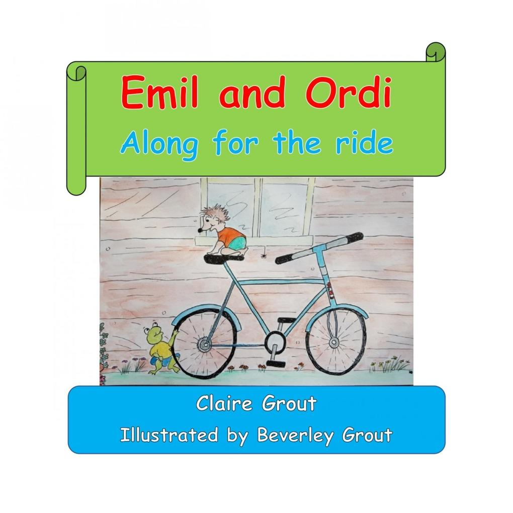 Emil and Ordi - Along for the ride als eBook epub