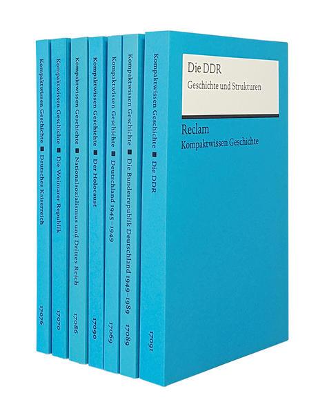Kompaktwissen Geschichte. Deutsche Geschichte 1871-1989 als Taschenbuch