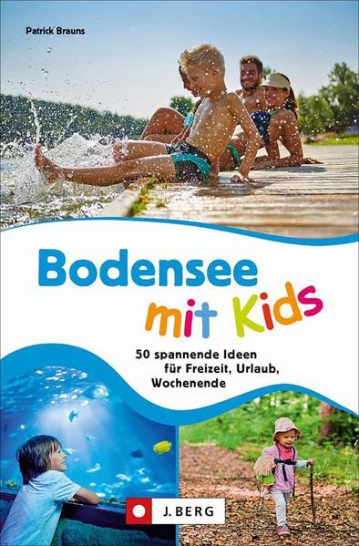 Bodensee mit Kids als Taschenbuch