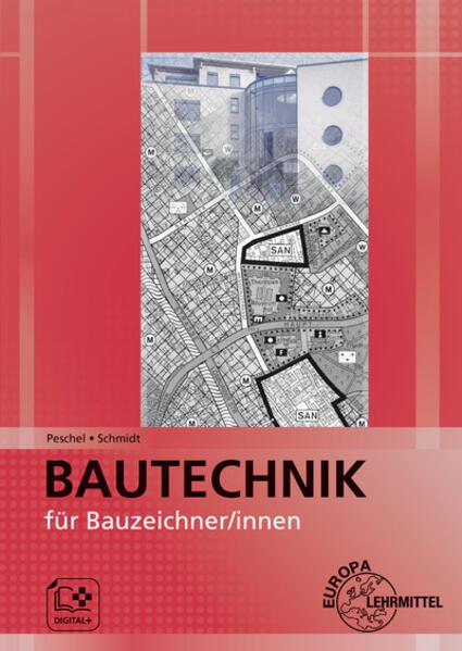 Bautechnik für Bauzeichner/innen als Buch (gebunden)