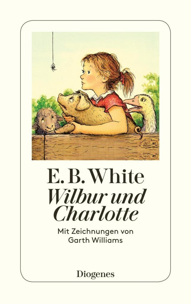 Wilbur und Charlotte als eBook epub