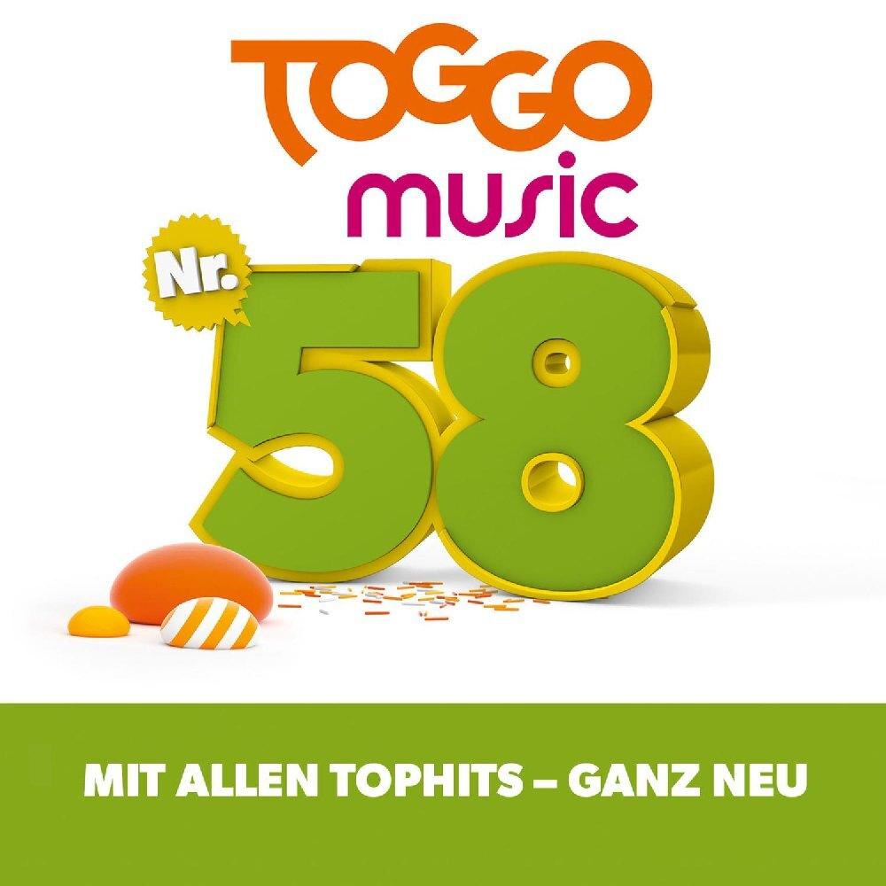 TOGGO music 58 als CD