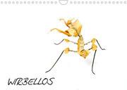 WIRBELLOS (Wandkalender 2022 DIN A4 quer)