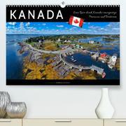 Kanada - eine Reise durch Kanadas einzigartige Provinzen und Territorien (Premium, hochwertiger DIN A2 Wandkalender 2022, Kunstdruck in Hochglanz)