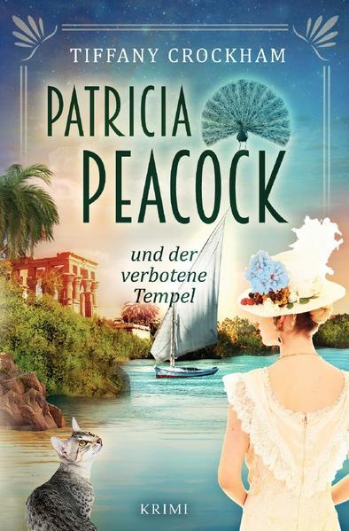 Patricia Peacock und der verbotene Tempel als Buch (kartoniert)