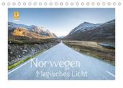 Norwegen Magisches Licht (Tischkalender 2022 DIN A5 quer)