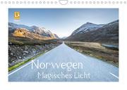 Norwegen Magisches Licht (Wandkalender 2022 DIN A4 quer)