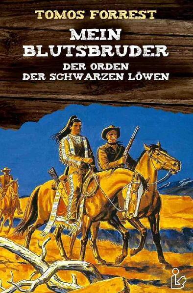 MEIN BLUTSBRUDER - DER ORDEN DER SCHWARZEN LÖWEN als Buch (kartoniert)