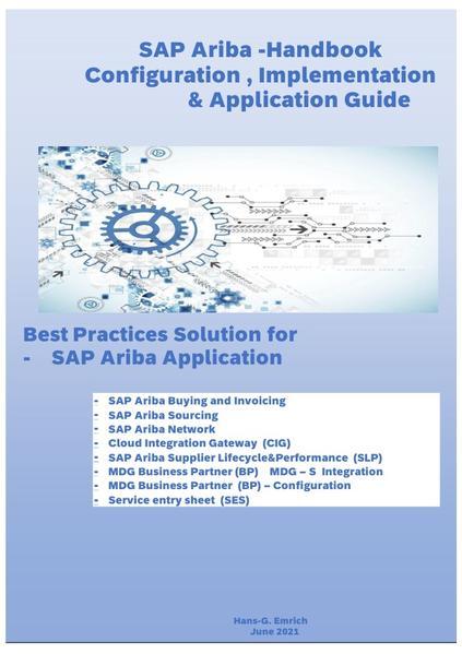 SAP Ariba Configuration , Customizing , Implementation & Application Guide with Best Practices Solu als Buch (kartoniert)