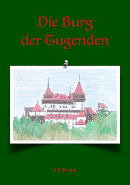 Die Burg der Tugenden als Buch (kartoniert)