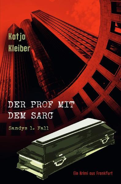 Der Prof mit dem Sarg als Buch (kartoniert)