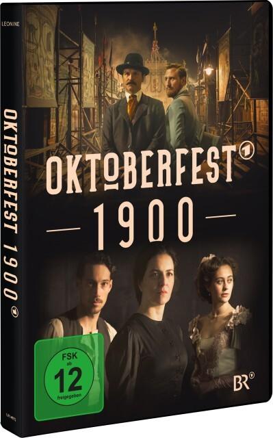 Oktoberfest 1900 als DVD