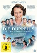 Die Durrells - Die komplette Serie - Ein Familien-Abenteuer auf Korfu