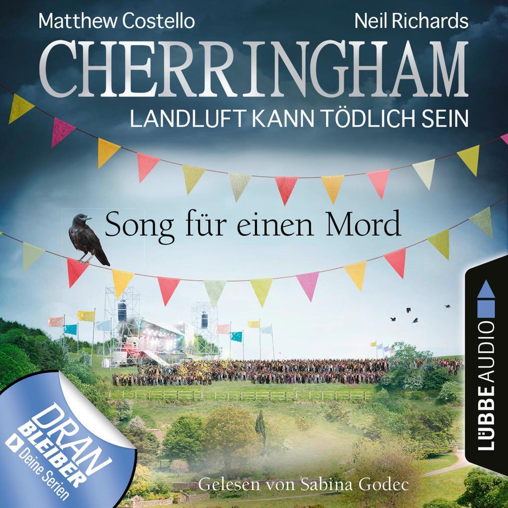 Cherringham - Landluft kann tödlich sein, Folge 39: Song für einen Mord (Ungekürzt) als Hörbuch Download