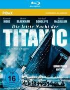 Die letzte Nacht der Titanic - Remastered Edition (A Night to Remember) (Blu-Ray)