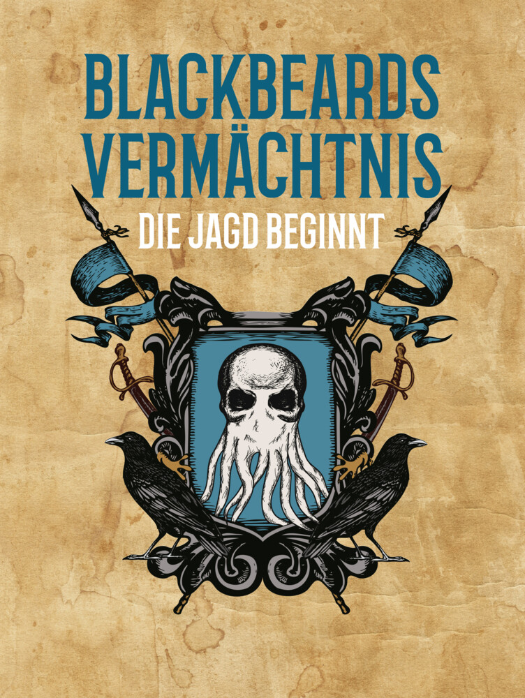 Blackbeards Vermächtnis als Buch (kartoniert)