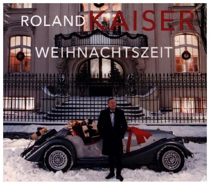 Weihnachtszeit als CD