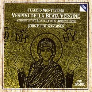 Marienvesper/Magnificat II als CD
