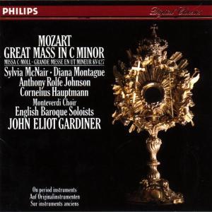 Messe c-moll KV 427 als CD