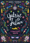 Yadriel und Julian. Cemetery Boys