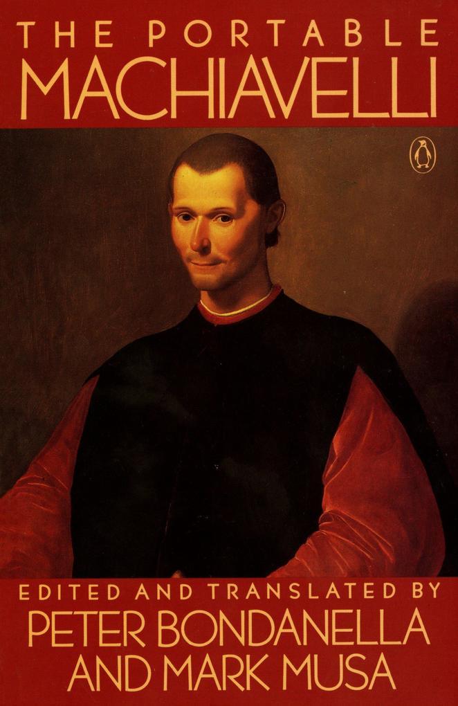 The Portable Machiavelli als Taschenbuch