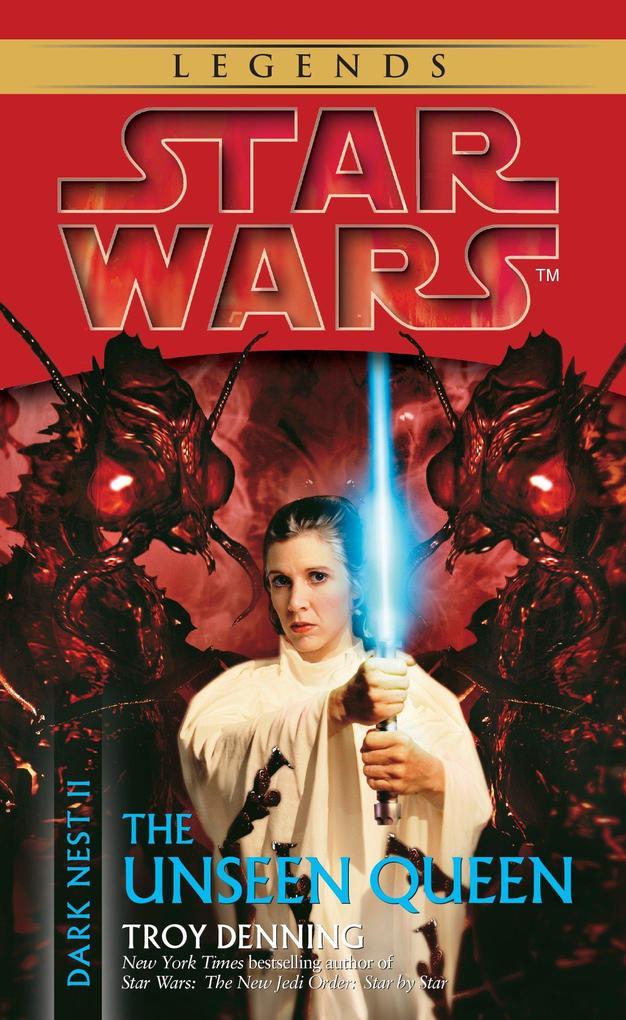 The Unseen Queen: Star Wars Legends (Dark Nest, Book II) als Taschenbuch