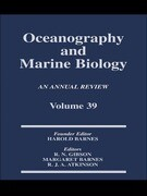 Oceanography and Marine Biology, An Annual Review, Volume 39
