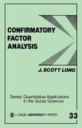 Confirmatory Factor Analysis: A Preface to Lisrel