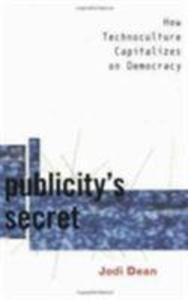 Publicity's Secret als Buch (gebunden)
