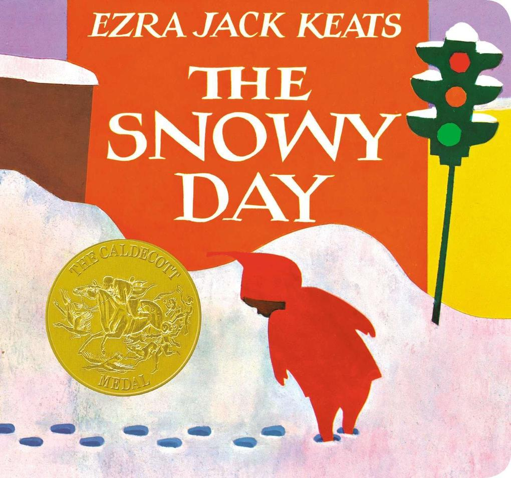 The Snowy Day als Buch (kartoniert)