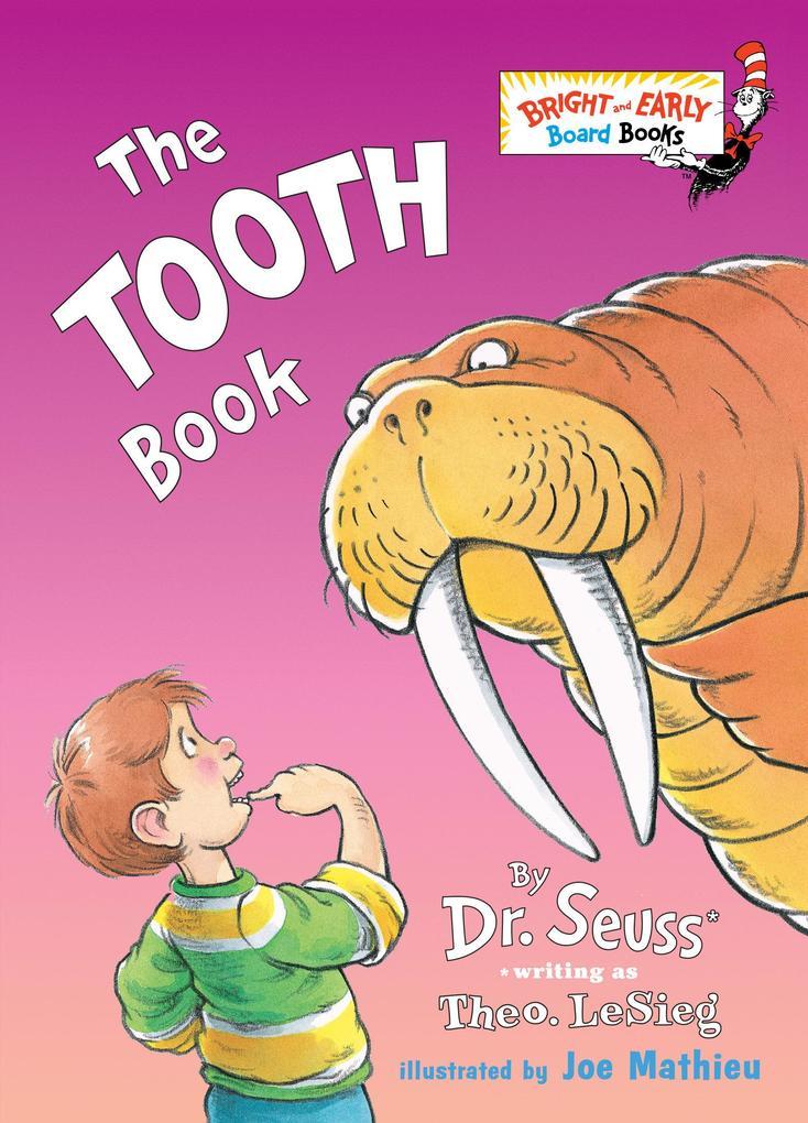 The Tooth Book als Buch (kartoniert)