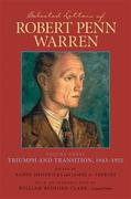 "Selected Letters of Robert Penn Warren: The ""southern Review"" Years, 1935-1942"