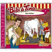 Bibi und Tina 01. Das Fohlen