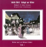 Mein Herz Hängt An Wien als CD